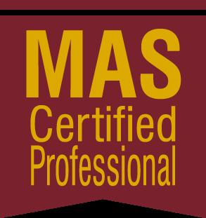 MAS Certificate