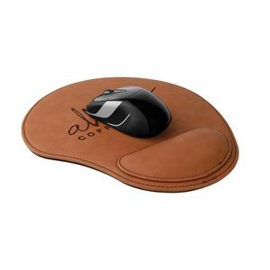 Leatherette Mouse Pad - Rawhide